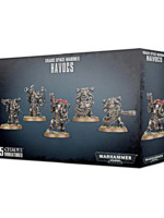 W40k: Chaos Space Marines - Havocs (5 figurek)