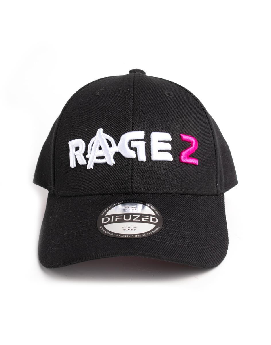 Kšiltovka Rage 2 - Logo (PC)