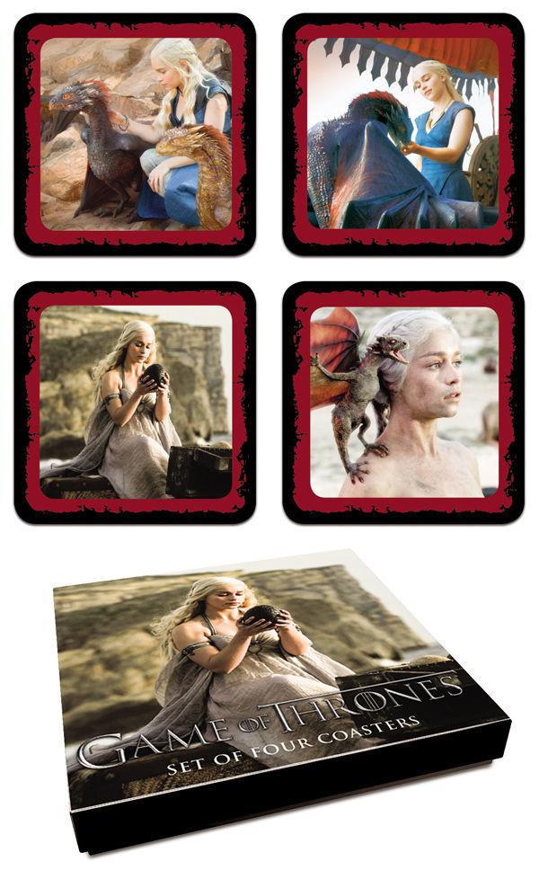 Podtácky Game of Thrones - Daenerys (PC)