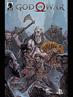 Komiks God of War #2