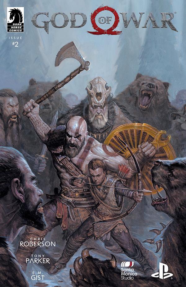 Komiks God of War #2 (PC)