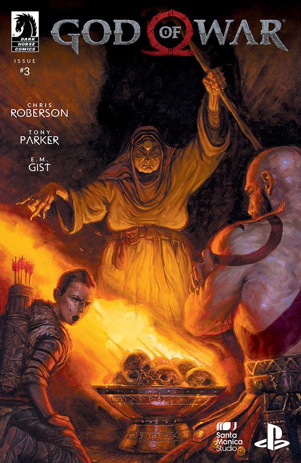 Komiks God of War #3 (PC)