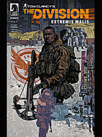 Komiks Tom Clancys The Division Extremis Malis #1