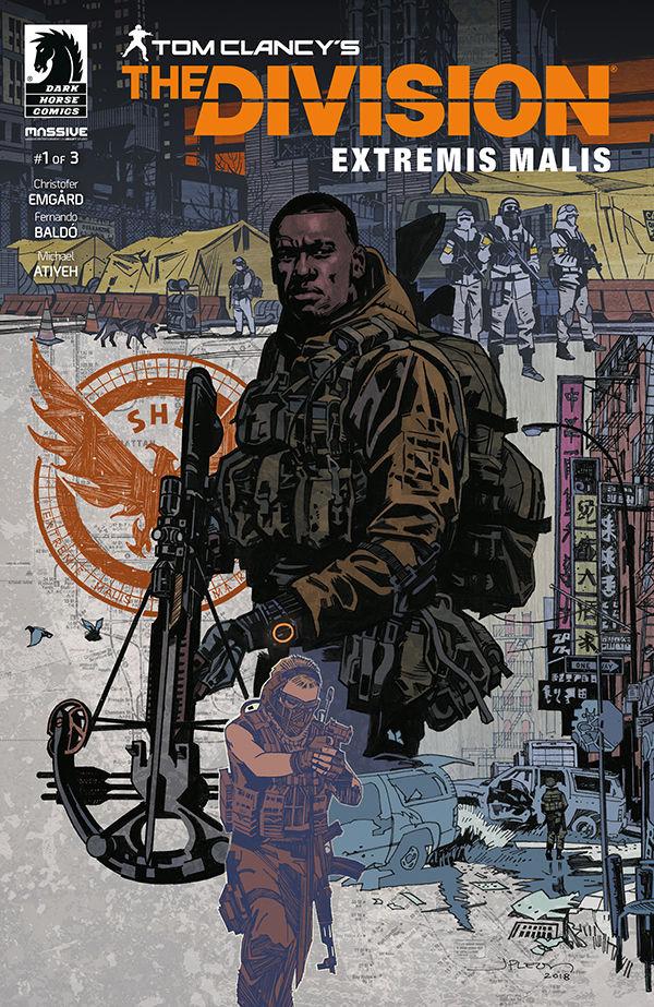 Komiks Tom Clancys The Division Extremis Malis #1 (PC)