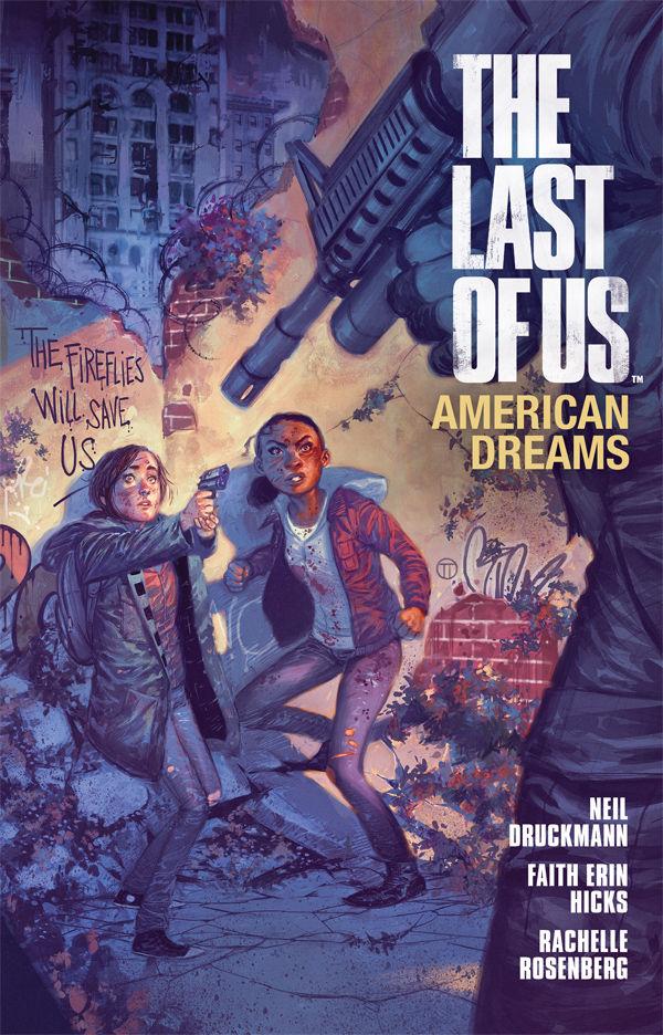 Komiks The Last of Us: American Dreams  (PC)