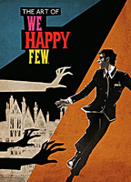 Kniha The Art of We Happy Few