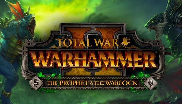 Total War: Warhammer II - The Prophet & the Warlock DLC (PC) klíč Steam (PC)