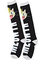 Ponožky dámské Pokémon - Meowth (podkolenky)