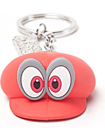 Klíčenka Nintendo - Mario Odyssey Hat