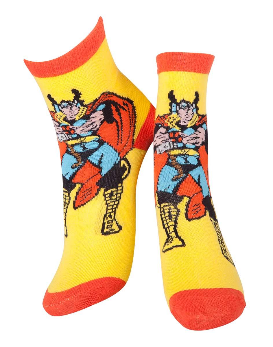 Ponožky Marvel - Thor (velikost 39/42) (PC)