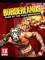 Borderlands: Game of the Year Enhanced (PC) Klíč Steam