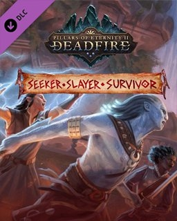 Pillars of Eternity 2 Deadfire Seeker, Slayer, Survivor (PC DIGITAL)