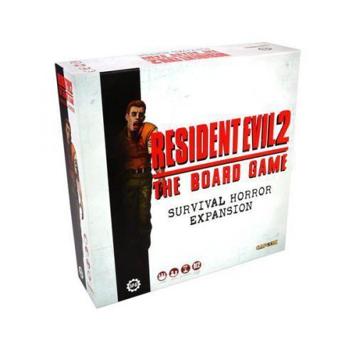 Desková hra Resident Evil 2 - Survival Horror (rozšíření)