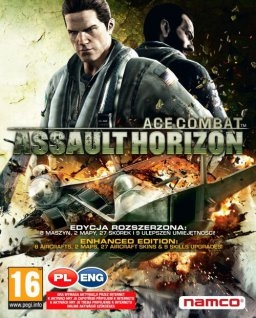 Ace Combat Assault Horizon Enhanced Edition (PC DIGITAL)