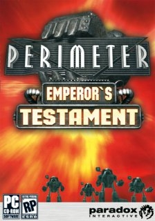 Perimeter Emperors Testament (PC DIGITAL)