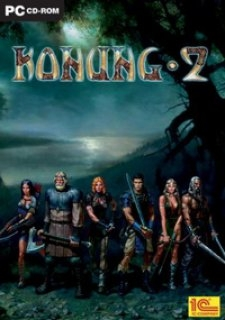 Konung 2 Bloods of Titans (PC DIGITAL)