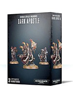 W40k: Chaos Space Marines - Dark Apostle (3 figurky)
