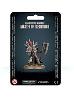 W40k: Chaos Space Marines - Master of Executions