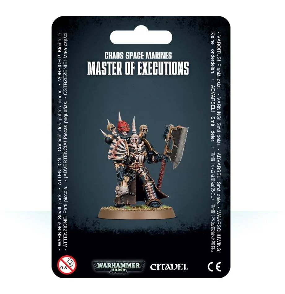 W40k: Chaos Space Marines - Master of Executions (PC)