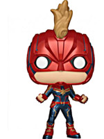 Figurka Marvel - Captain Marvel Limited Chase Edition