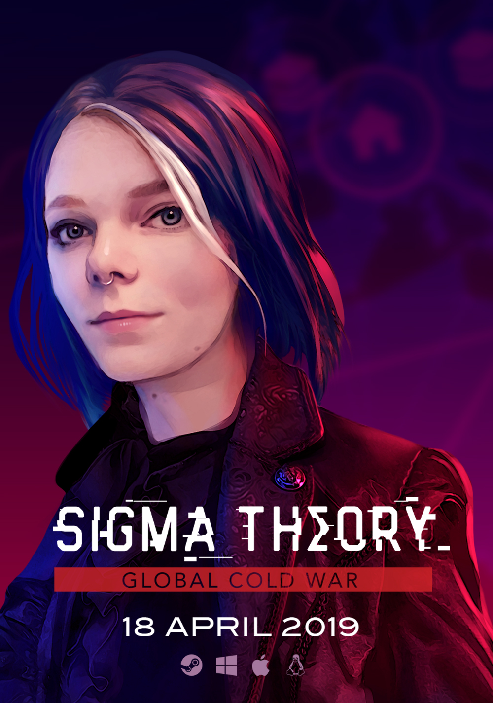 Sigma Theory: Global Cold War (PC) Klíč Steam (PC)