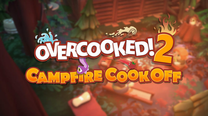 Overcooked! 2 - Campfire Cook Off (PC) Klíč Steam (PC)