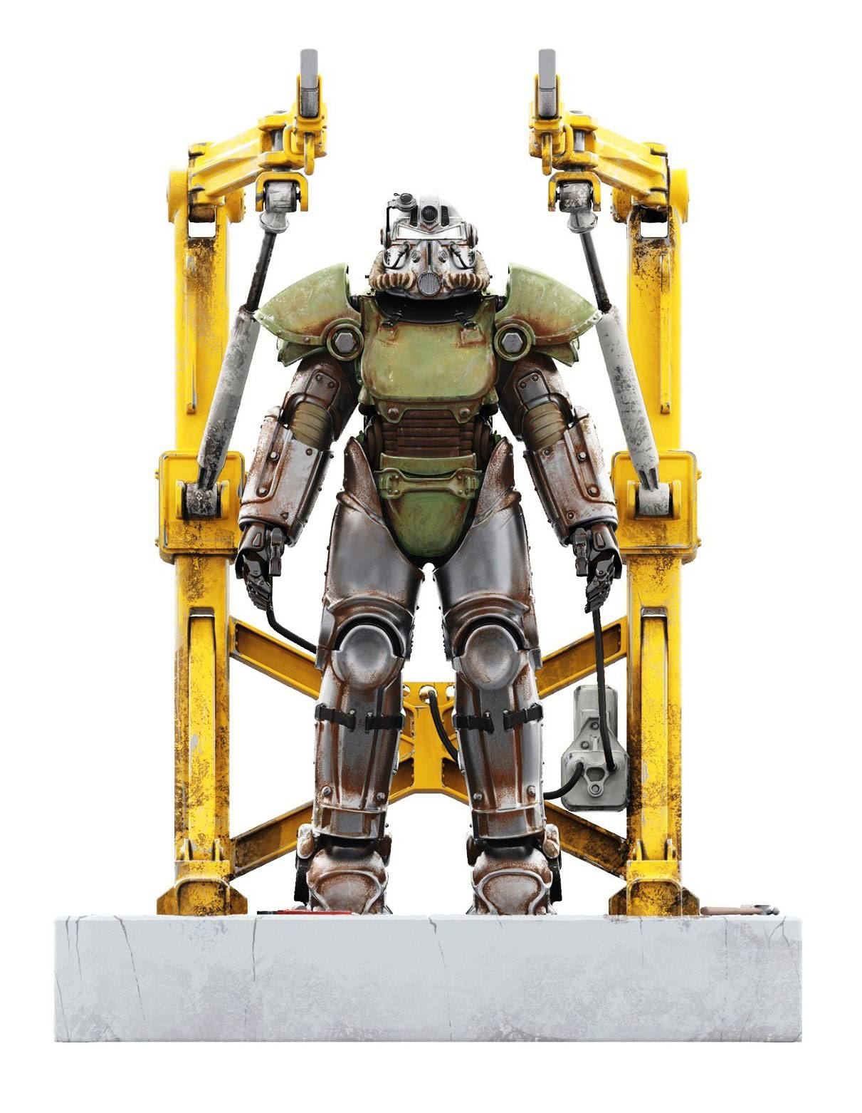 Figurka Fallout - T-51 Power Armor USB Hub (18 cm) (PC)