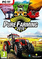 Pure Farming 2018 (PC) Klíč Steam
