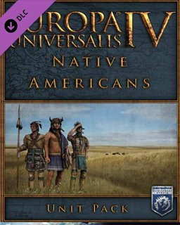 Europa Universalis IV Native Americans Unit Pack (PC DIGITAL)