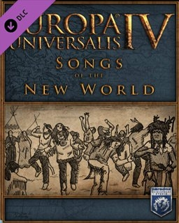 Europa Universalis IV Songs of the New World (PC DIGITAL)