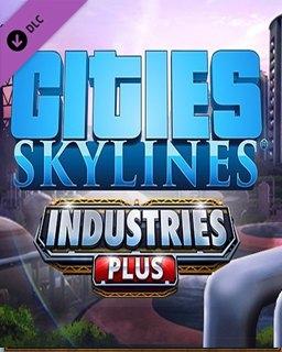 Cities Skylines Industries Plus (PC DIGITAL) (PC)