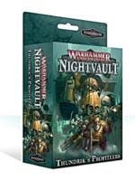 Desková hra Warhammer Underworlds: Nightvault – Thundriks Profiteers (rozšíření)