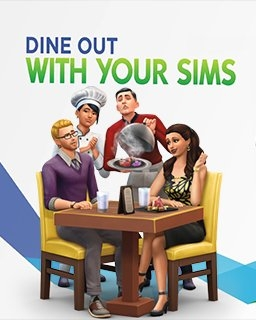 The Sims 4 Jdeme se najíst (PC DIGITAL)