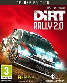 DiRT Rally 2.0 Deluxe Edition (PC DIGITAL) (PC)