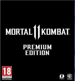 Mortal Kombat 11 Premium Edition (PC) DIGITAL (PC DIGITAL)