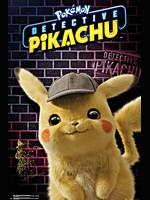 Plakát Pokémon - Detective Pikachu
