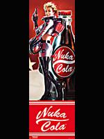 Plakát Fallout 4 - Nuka Cola (na dveře)