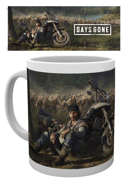 Hrnek Days Gone - Bike (PC)