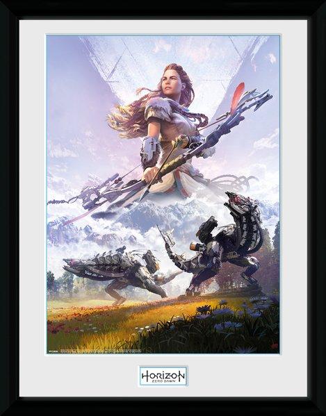 Zarámovaný plakát Horizon Zero Dawn - Complete Edition (PC)
