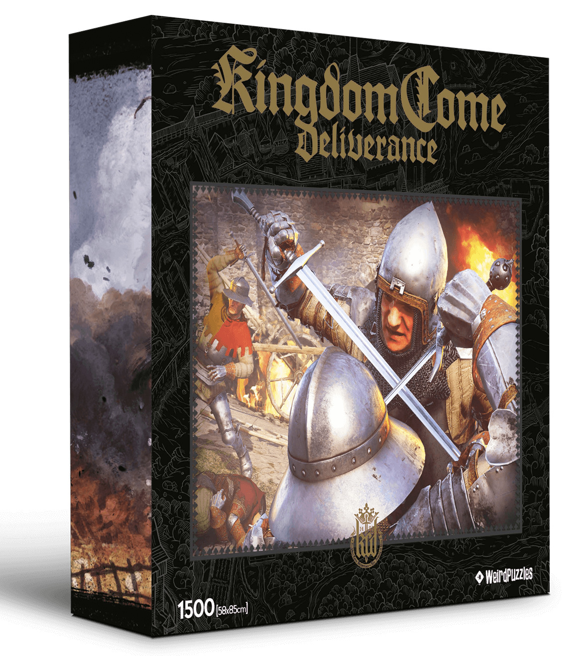 Puzzle Kingdom Come: Deliverance 2 - Muž proti muži (PC)