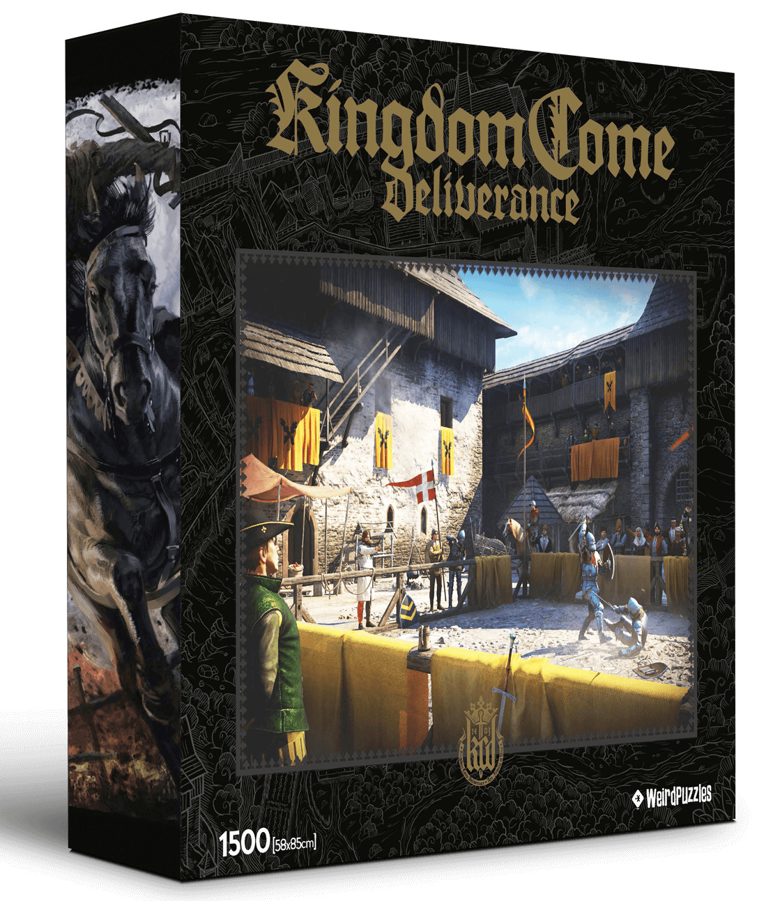 Puzzle Kingdom Come: Deliverance 3 - Kolbiště