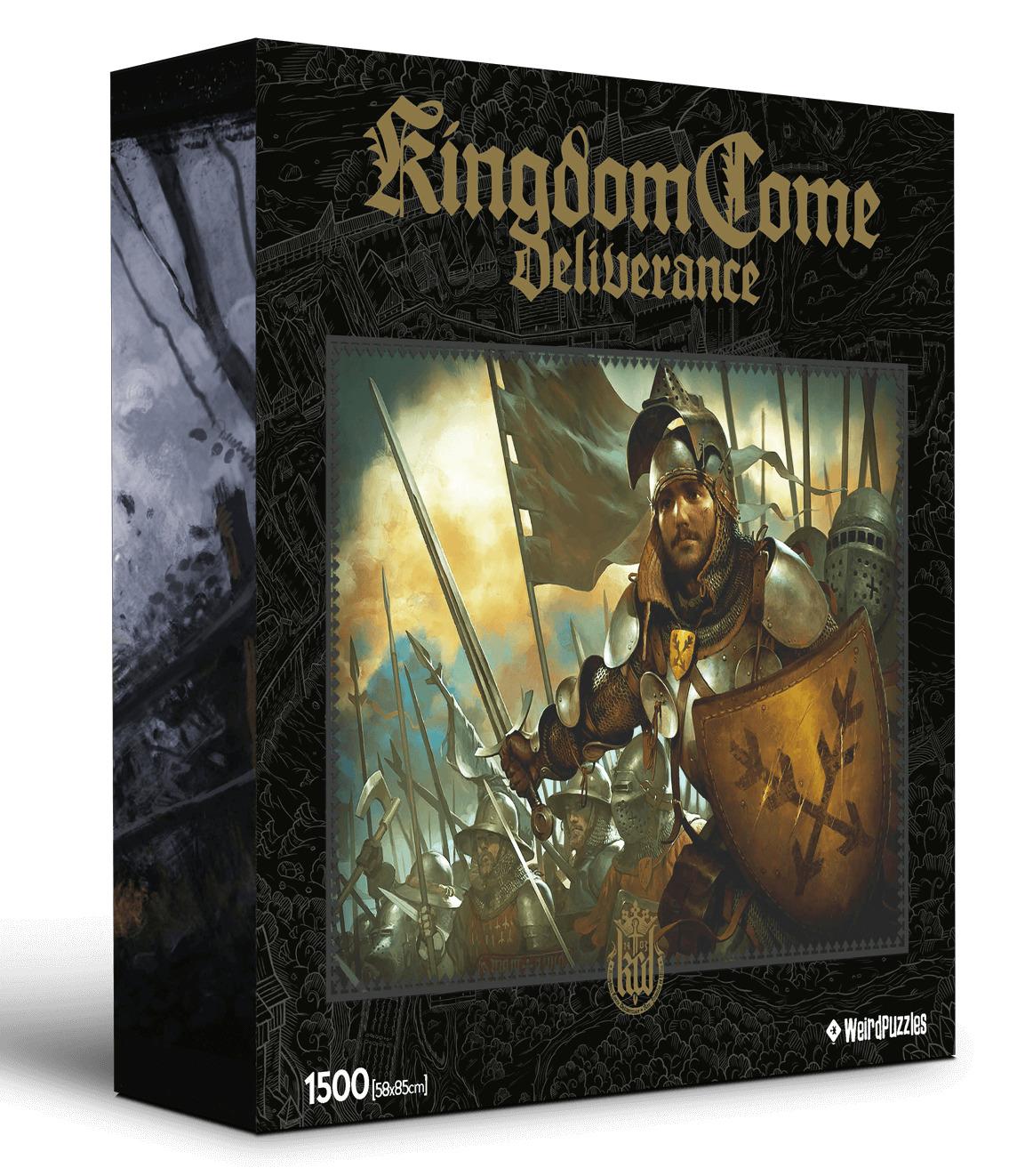 Puzzle Kingdom Come: Deliverance 5 - Do útoku! (PC)