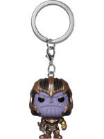 Klíčenka Avengers: Endgame - Thanos (Funko)