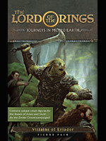 Desková hra The Lord of the Rings: Journeys in Middle-Earth - Villains of Eriador (angl. rozšíření)