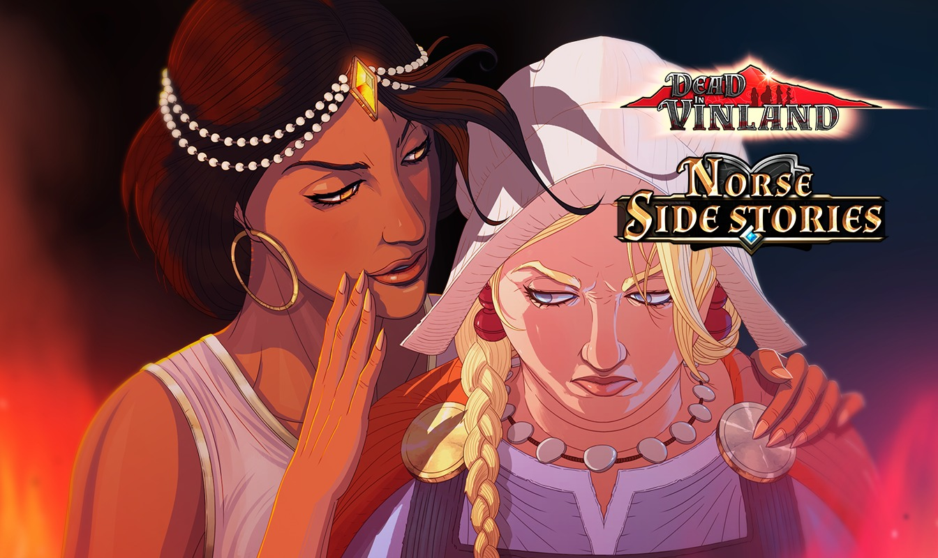 Dead In Vinland - Norse Side Stories (PC) Klíč Steam (PC)