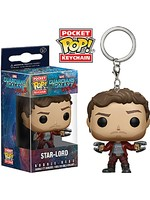 Klíčenka Guardians of the Galaxy Vol 2 - Star-Lord (Funko)