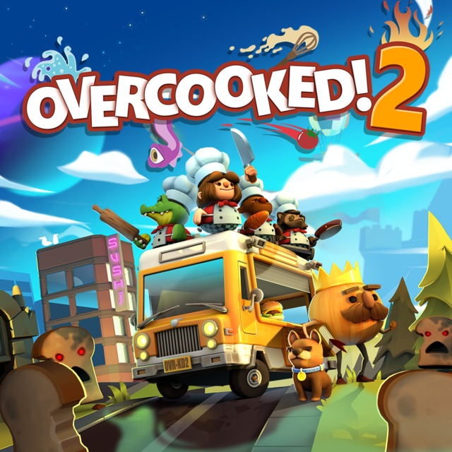 Overcooked! 2 - Too Many Cooks Pack (PC) Klíč Steam (PC)
