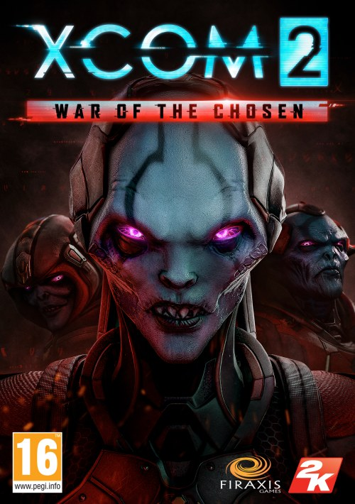 XCOM 2: War of the Chosen DLC (PC/MAC/LX) Klíč Steam (PC)