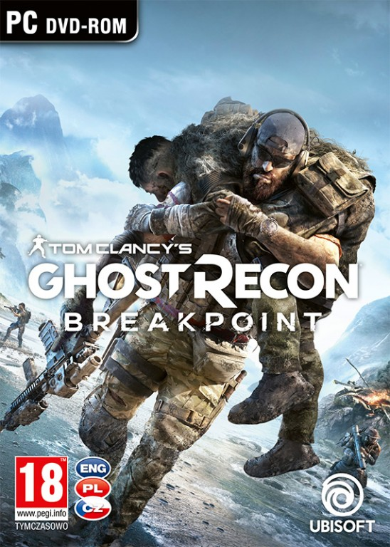 Tom Clancy's Ghost Recon: Breakpoint - Auroa Edition (PC)