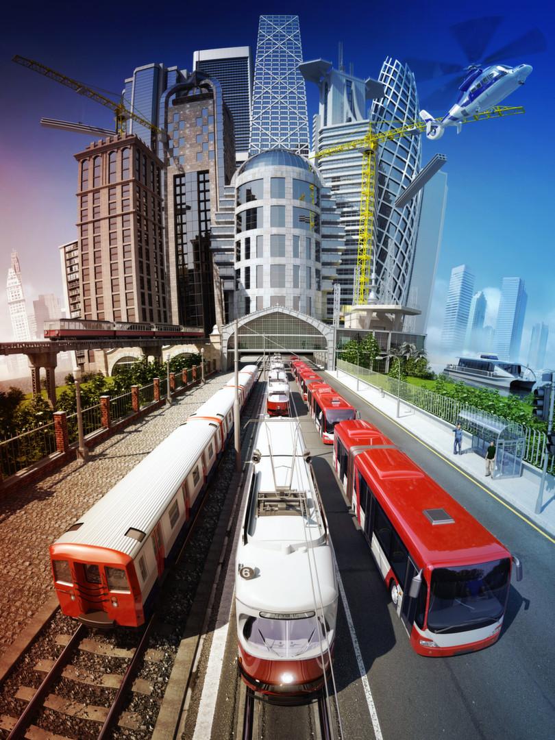 Cities in Motion: Soundtrack (PC) Klíč Steam (PC)
